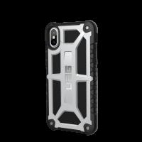 UAG iPhone X Monarch Case (Platinum)