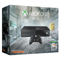 Xbox 1 Console (Tom Clancy The Division Bundle) (1TB)