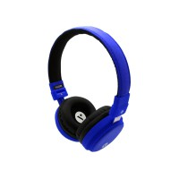VALORE Music Headset with Mic (HS0005) (Blue)