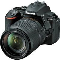 Nikon D5500 + 18-140mm VR Kit (Black)