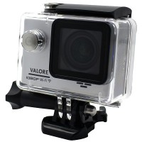 Valore 1080p Full HD WiFi Action Camera (VMS506) (Black)