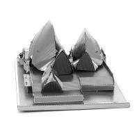 Metal Earth Sydney Opera House [MMS053]