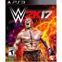 PS3 WWE 2K17 (NC-16)