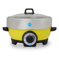 707 SMF401-YL [4.0L] Multi Function Cooker with Free BBQ Plate