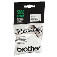 Brother M-K221 Tape (Black on White)