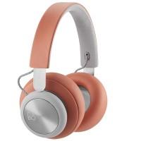 B&O BeoPlay H4 Wireless Headphones (Tangerine Grey)
