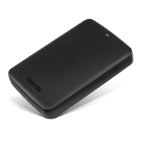 Toshiba Canvio Basic 1TB [Black]