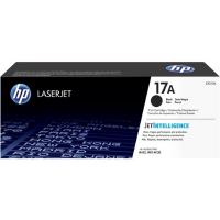 HP CF217A  LaserJet Toner Cartridge  [17A 1.6k pages] (Black)