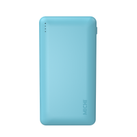 Michi Qualcomm 12000mAh 3.0 Slim Powerbank (Blue)