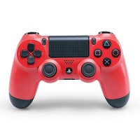 SONY DUALSHOCK4 PS4 Wireless Controller - Magma Red (CUH-ZCT2G)