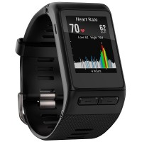 Garmin Vívoactive HR Smart Watch (Black)