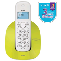 Vtech ES1610A Bluetooth Mobile Connect Cordless Phone (Green)