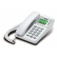 Uniden AS6404 CID One Way Speakerphone (White)