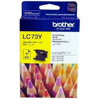 Brother Ink cartridge Yellow (LC73Y)