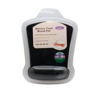 PRS MF-02 Memory Foam Mouse Pad (Black)
