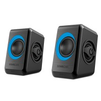 SonicGear Quatro 2 Mini Speaker (Blue)