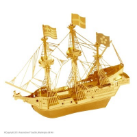 Metal Earth Golden Hind [Gold - MMS049G]