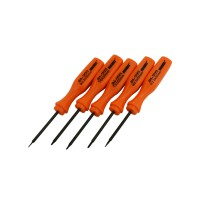 PRS JM-999 5PCS Precision Screwdriver Set (Orange)