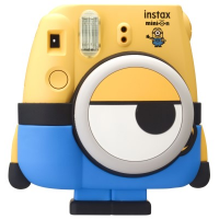 Fuji Instax Mini 8 Minion Instant Camera