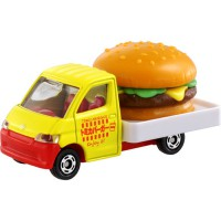 Tomica Toyota Hamburger Car