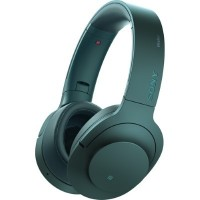Sony h.ear on Wireless NC Bluetooth Headphone (Blue)