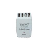 Taiyo Travel Adapter 4 USB