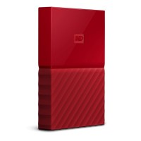 WD My Passport 4TB [Red]