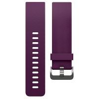 fitbit blaze CLASSIC Accessory Band (Plum) Size L