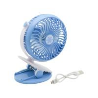 PLG Clip Fan (Blue)