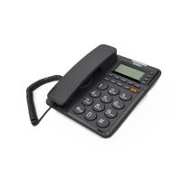 Uniden AT6408 Big Button/Display One Way Speakerphone (Black)