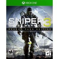 Xbox One Sniper Ghost Warrior 3: Season Pass Edition (M18)