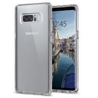Spigen Galaxy Note 8 Ultra Hybrid Case (Crystal Clear)
