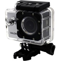 Valore 1080p Full HD Action Camera (VMS50) Silver