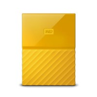 WD MY PASSPORT 4TB WDBYFT0040BYL (YELLOW)