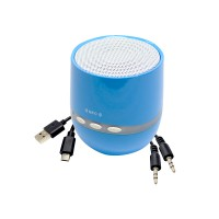 PRS Wireless Speaker (Blue)