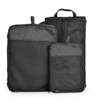 Agva LTB322 3-in-1 Travel Set (Black)