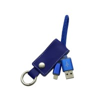PRS RH523 8pin Charging Cable 20cm (Blue)