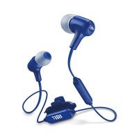 JBL E25BT Earphones (Blue)