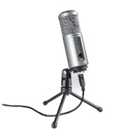 Audio Technica ATR2500-USB C.Condenser Microphone