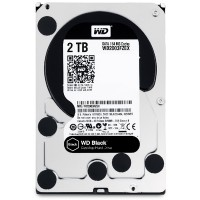 WD Black Desktop HDD (2TB)