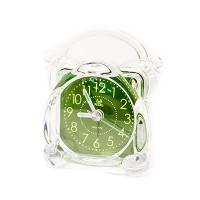 PRS C04 Transparent Clock (Green)