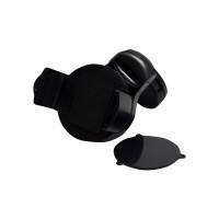 PRS Smartphone Holder for Car-4 (Black)