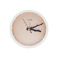 PLG MC-02 Mini Clock (Red)