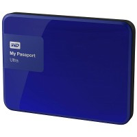 WD My Passport Ultra 4TB HDD (Noble Blue)