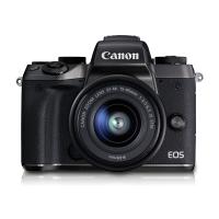 Canon Mirrorless Camera EOS M5 Kit (EF M15-45mm)