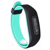 Actxa Swift Plus Fitness Tracker (Turquoise)