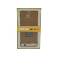 PRS 4800mAh Battery Case For Samsung Note 5 (Gold)