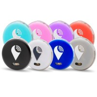 TrackR Pixel 8 Pack Bundle (Black/White/Silver/Aqua/Purple/Pink/Red/Blue)