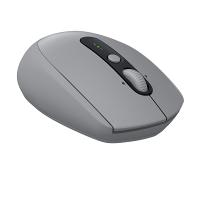 Logitech M590 Multi Device Silent Mouse (Mid Grey Tonal)