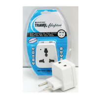 SoundTeoh TP18 Travel Adaptor